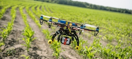 Farmers can use drones in a variety of ways for their benefit.