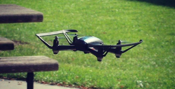 Altair Aerial #AA108 Camera Drone Review