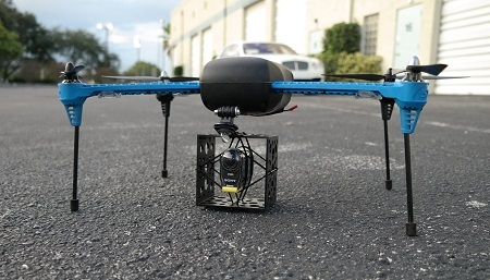 Drones With Stabilizers