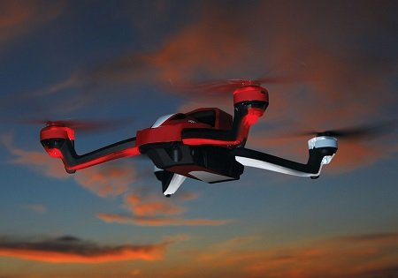 Drone flights can operate with different degrees of autonomy.