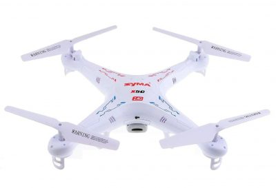 syma x5c best toy drone