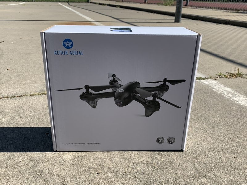AA200 Altair Aerial Drone
